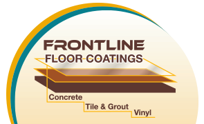 Frontline Floor Coatings Logo