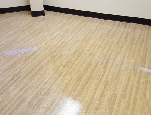 Laminate Floor After